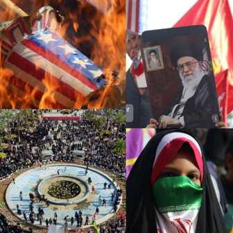 گزارش تصویری برگزاری راهپیمایی 13 آبان ، روز ملی مبارزه با استکبار و سالروز تسخیر لانه جاسوسی آمریکا