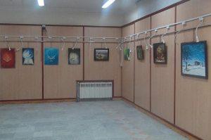 برگزاری نمایشگاه عکس چادرهای آسمانی همزمان با هفته عفاف وحجاب