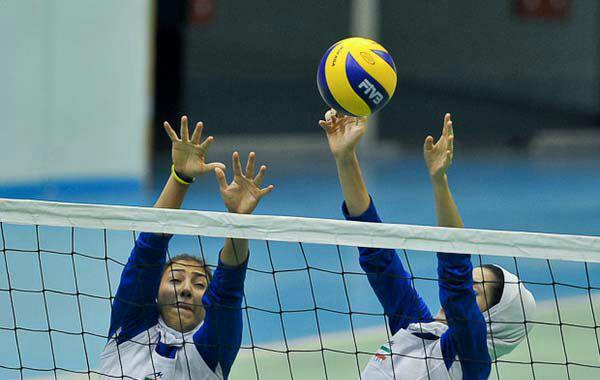 نتایج شب دوم مسابقات والیبال « ویژه بانوان» جام رمضان