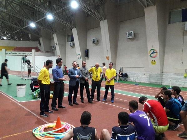 نتایج مسابقات آمادگی جسمانی در نخستین المپیاد ورزشی محلات مشخص گردید